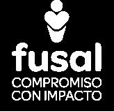 FUSAL Logo blanco sin tagline
